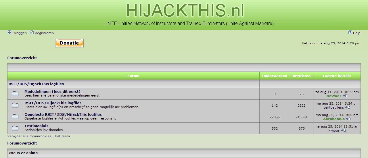 hijackthisnl