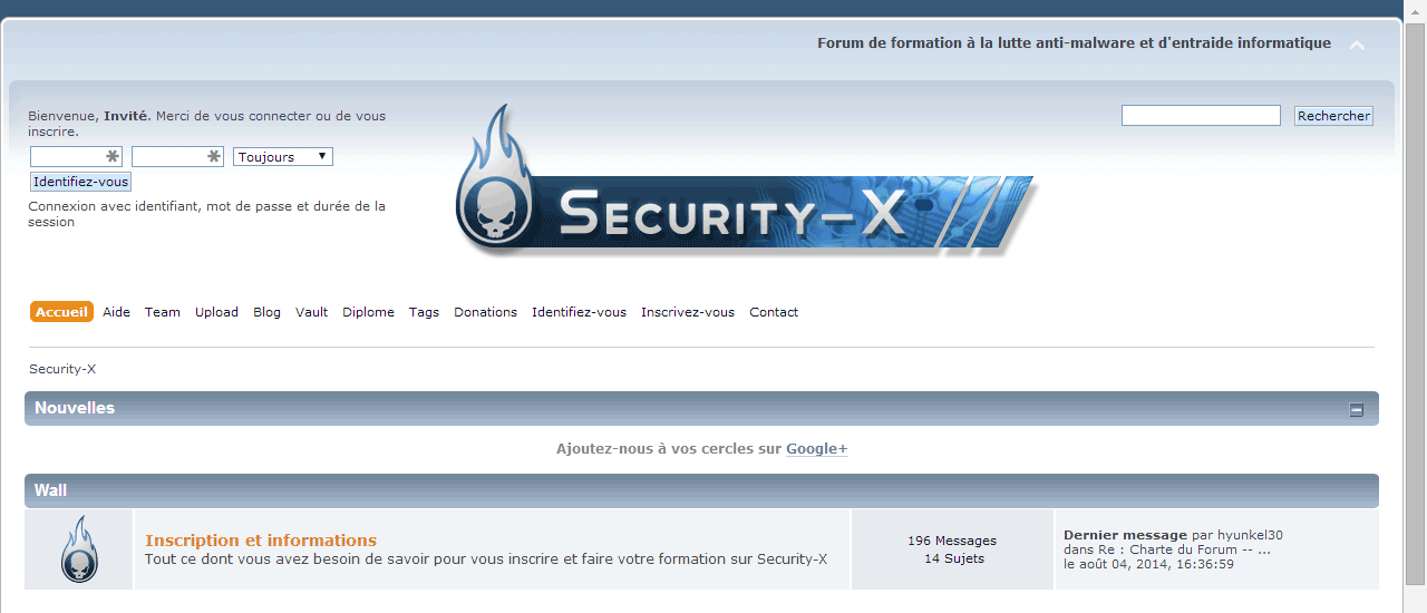 securityx